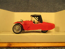 Brumm 1929 Dartmont Cyclecar with Box (No Cello) #4    Made in Italy