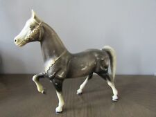 Vintage WS Molded Plastic Horse #2156 Hong Kong