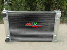 for 1986-1992 VolksWagon VW CORRADO SCIROCCO JETTA GOLF GTI MK2 1.8 16V radiator