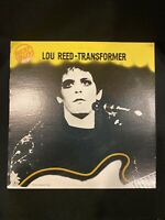 LOU REED Transformer LP 1980 RCA AYL1-3806 REPRESS REISSUE DYNAFLEX
