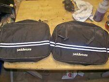 1980 Suzuki GS1000 GS 1000 G Motorcycle SaddleTote Saddle Bags