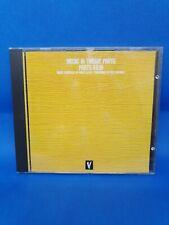 RARE CD - PHILIP GLASS - MUSIC IN TWELVE PARTS 9 ,10 ,11 & 12 ALBUM