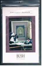 "Shepherd's Bush Cross Stitch Kit  ""Christian's Snowman"""
