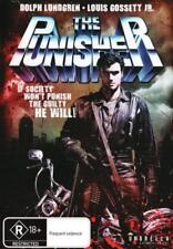 The Punisher - Dolph Lundgren DVD New/ Sealed Aust Release