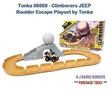 Tonka 06669 - Climbovers JEEP Boulder Escape Playset by Tonka