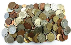 10 Kg Weltmünzen Kilo gemischt diverse Länder 10000 gramm World coins