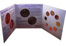 FINLANDE Coffret de 8 pièces BU 1999-2000-2001