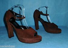 zapatos de salón DAVID ACKERMAN 100% cuero p 41 COMO NUEVO