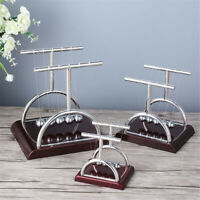 1 Pcs  Cradle Steel Balance Ball Fun Decoration Physics Science Gift Toy-