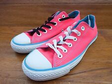 Converse CT All Star Vivid Pink Canvas Casual  Trainers Size UK 6 EU 39