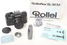 Rolleiflex SL35M camera and Zeiss Planar 50mm lens f1.8 *  Mint in box