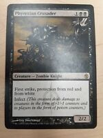 Phyrexian Crusader Mirrodin Besieged Rare Magic MTG Wizards WOTC M852