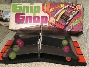 VINTAGE HAPPY GAME GNIP GNOP PARKER BROTHERS IN BOX WORKS