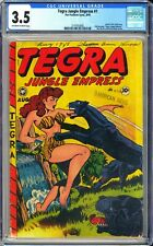 Tegra Jungle Empress #1 CGC 3.5 Used in SOTI. Only Issue!L@@K!