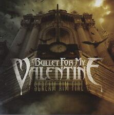 BULLET FOR MY VALENTINE - Scream aim fire - CD album