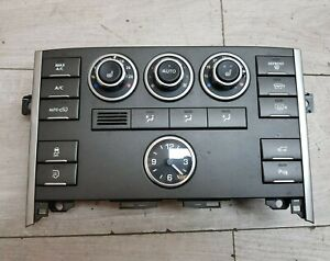 RANGE ROVER VOGUE L322 A/C AIR CON HEATER CLIMATE CONTROL SWITCH PANEL