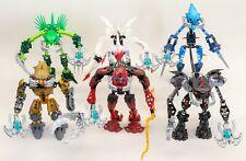 LEGO Barraki Full Set 6 Figures - 8916 8917 8918 8919 8920 8921 Bionicle