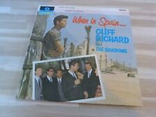 CLIFF RICHARD & SHADOWS - When in Spain - LP ! 1A 052-06728 ! COLUMBIA !