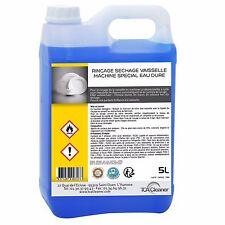 Liquide de rinçage machine spécial eaux dures - 5 Litres