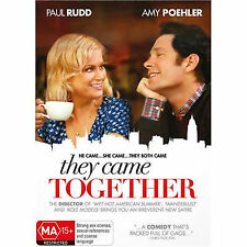 They Came Together (DVD, 2014) Aust Region 4