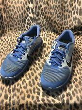 Women's NIKE FREE RUN 4.0 v3 Blue/White Size 8.5 580406-404