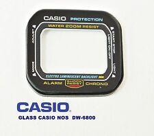 VINTAGE GLASS CASIO DW-6800 NOS