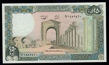 New listing Lebanon 250 Livres 1988 Pick # 67e Unc.