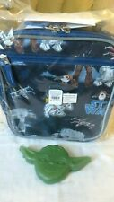 ICE pack school Pottery barn STAR WARS WATER BOTTLE Chewbacca HANS SOLO LUNCH