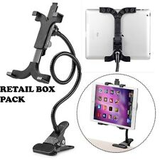 UNIVERSAL 360 LAZY BED DESK TABLET MOUNT STAND HOLDER FOR IPAD SAMSUNG GALAXY