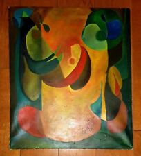 """PEDRO CORONEL 28"""" x 24"""" OIL ON CANVAS SIGNED PAINTING"""