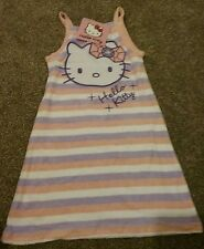 hello kitty towel dress 5yrs