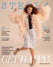 UK Stella Mag FEB 2018: DREW BARRYMORE Anna Jones / DELLO RUSSO Danielle Lashley