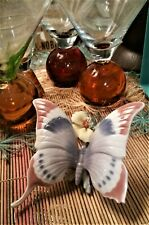 1995 A Moment'S Rest Butterfly Figurine By Lladro #6173 Discounted B/C Break