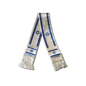 Israel National flag Scarf shawl Star of David Shield