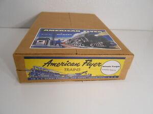 American Flyer Train Set  S gauge