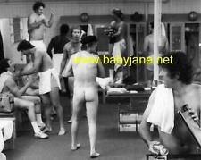 001 NICK NOLTE NUDE REAR IN LOCKERROOM MAC DAVIS PHOTO