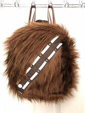 New listing Pottery Barn Kids Star Wars Chewbacca Backpack w/sound Reflective Euc!
