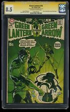 Green Lantern #76 CGC VF+ 8.5 Off White to White Neal Adams Cover!
