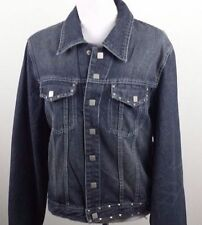 Regular Size Solid Jean Jacket for Women