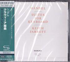 Keith Jarrett - Handel: Suites for Keyboard [New CD] Shm CD, Japan - Import