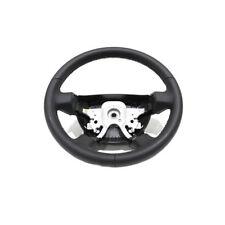 OEM NEW Steering Wheel Leather Ebony Black 06-10 Hummer H3 20794299