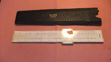 Nestler Elematic Nr.0249 Slide Rule, Cased.