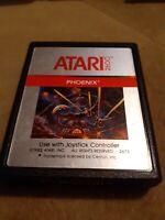 PHOENIX for Atari 2600 ▪︎CARTRIDGE ONLY ▪︎FREE SHIPPING ▪︎