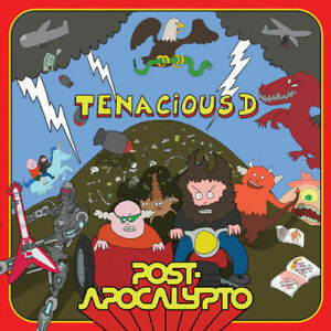 Tenacious D - Post-Apocalypto [New & Sealed] CD
