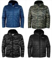 Columbia Men's Crested Butte Hooded Omni Heat Winter Jacket Coat XS S M L XL New