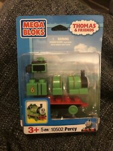 Mega Bloks Thomas And Friends 10502 Percy Brand New In Pack