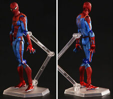 Hot Spiderman Marvel Figure  Figma Legends Series Amazing toy Gift Box NZZX001