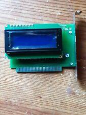 2004 LCD Screen built on 8 bit ISA card
