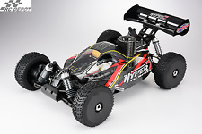 HOBAO M7TQ HYPER 7 TQ NITRO BUGGY RTR- NEW GREY BODY (RC_DEPOT)