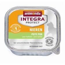 Animonda Integra Niere Pute pur 16 x 100g Schale Katzenfutter